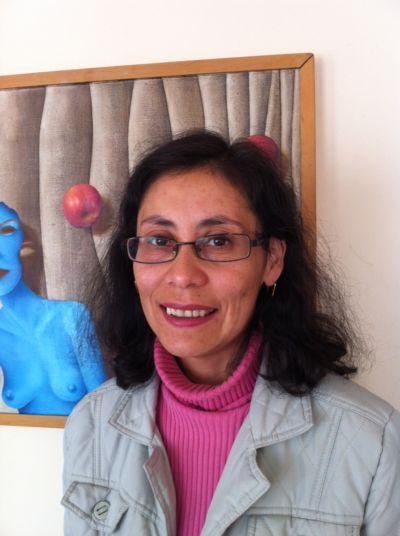 Gladys Mansilla Gomez