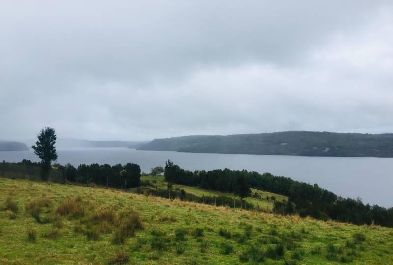 Hermosa parcela Vista Lago Natri Chonchi