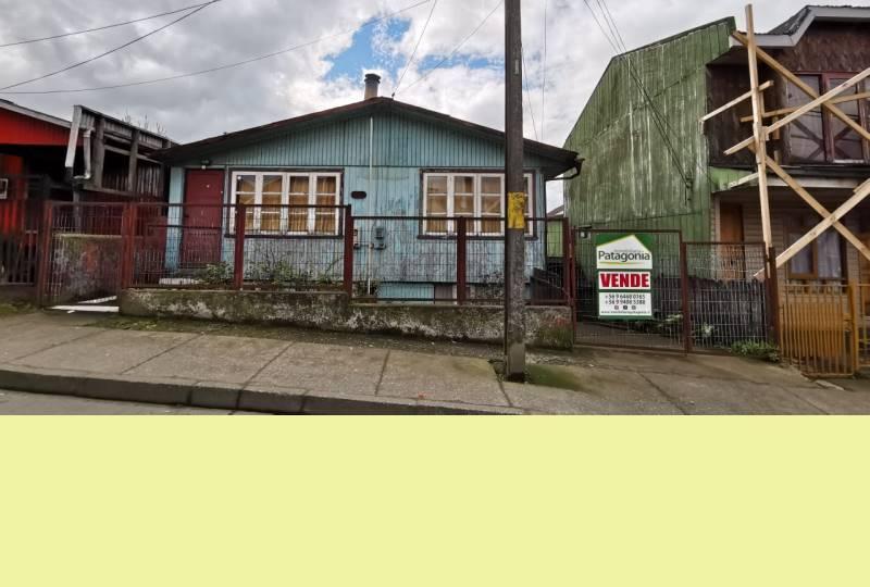 Se vende casa urbana cerca de centro Castro