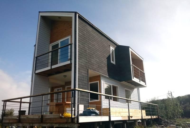 Hermosa casa en parcela Nalhuitad Castro